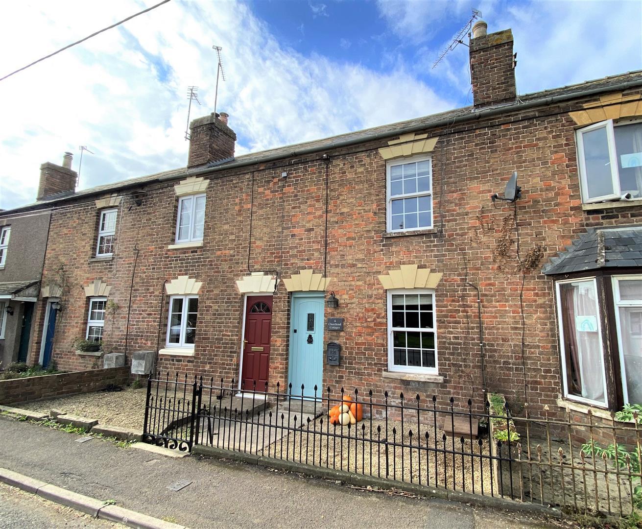 2 bedroom terraced cottage for sale